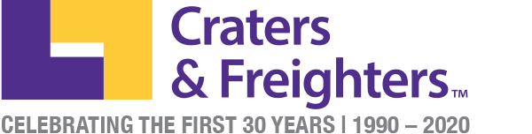 Northern Virginia Craters & Freighters